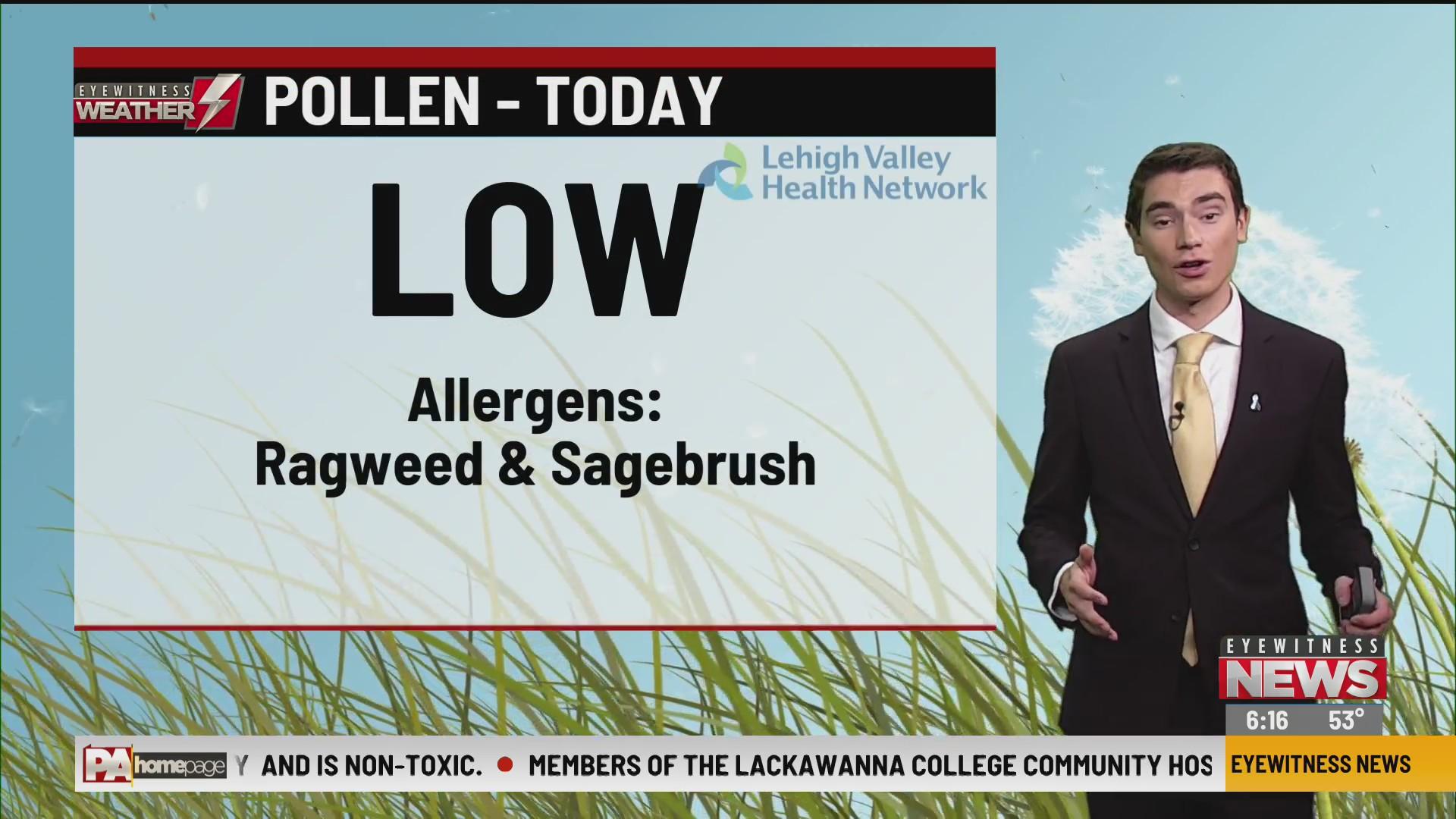 Allergy Alert September 30, 2021